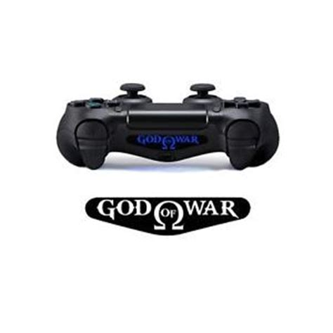 Ps4 Sticker God Of War by Custom God Of War Ps4 Controller Led Light Bar Decal