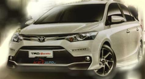 Tanduk Depan Triton Trd Sportivo With Led Drl toyota vios facelift bocor di malaysia mesin sienta dan cvt