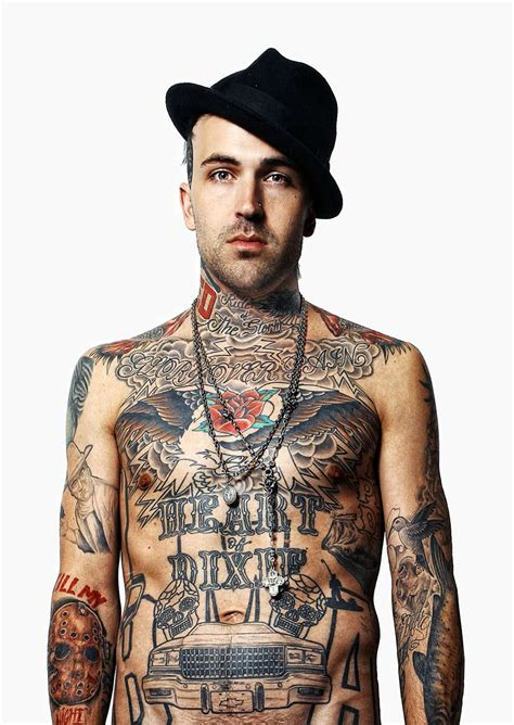 sexy tattooed yelawolf tattoos tattoos yelawolf tattoos