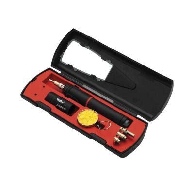 portasol pro piezo cordless butane soldering iron kit p2kc