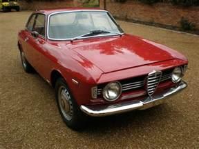1967 Alfa Romeo Gtv Restored 2 Owners 1967 Alfa Romeo Giulia Sprint Gt 1600