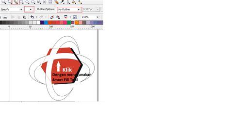 tutorial logo telkomsel dengan coreldraw tutorial coreldraw cara membuat logo telkomsel kumpulan