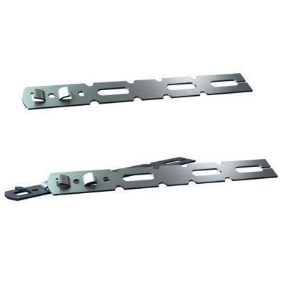serrure rideau métallique 5813 affordable equerre fixation fenetre pvc sachet de pattes