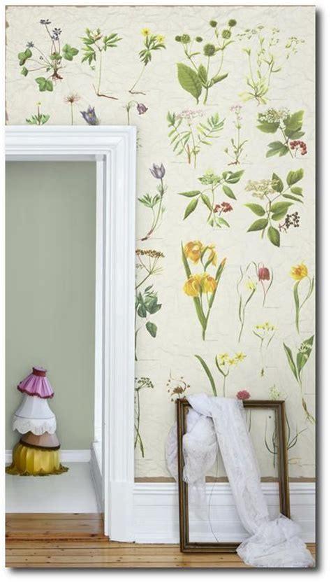 botanical print wallpaper mr perswall sverige botanical wallpaper botanical decor