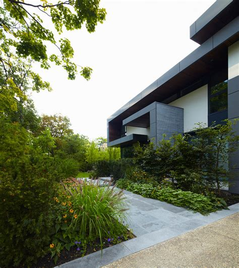 Landscape Forms Toronto Stunning Toronto Home With An Arty Staircase And A Comfy