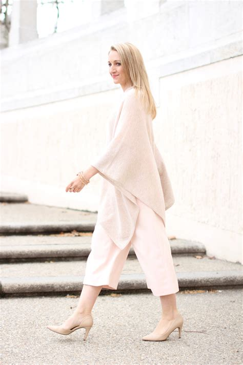 Ted Baker Kacia Bright poncho culottes collected by lifestyle