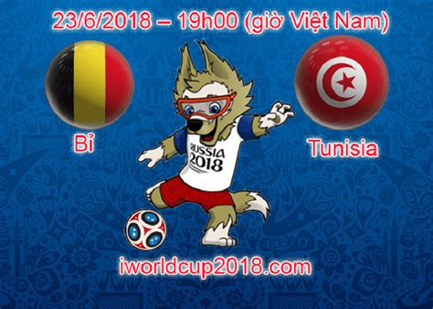 bỉ vs tunisia soi k 232 o world cup 23 6 2018