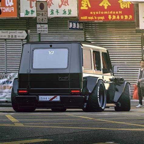 modified mercedes  wagon fuc uk