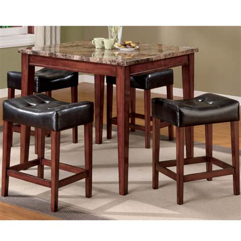 Counter Height Bistro Table Dining Table Pub Dining Table