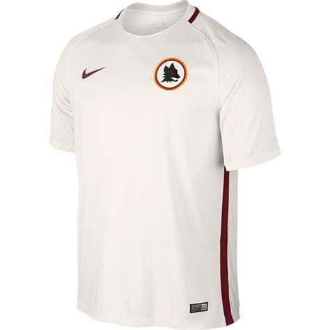 Tshirt As Roma 17 as roma 16 17 nike away kit 16 17 kits football shirt