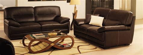 canap 233 cuir buffle le luxe discret et intemporel photo