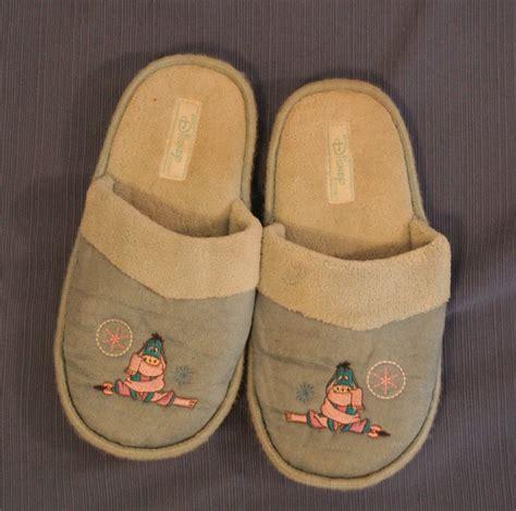 eeyore slipper boots eeyore plush slippers eeyore