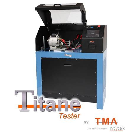 bench machine titane tester 300a heavy duty 12 24v alternator