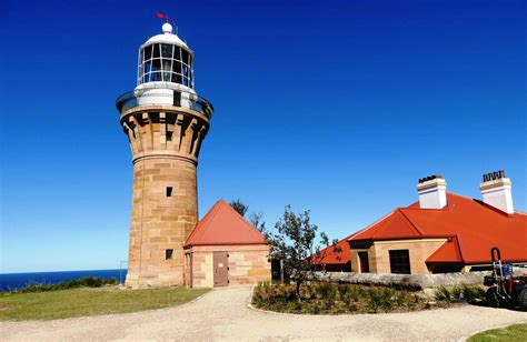lights northern beaches barrenjoey lighthouse palm where we live northern