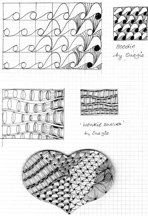 zentangle pattern quipple 197 bedste billeder om zentangle tutorials p 229 pinterest