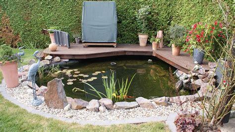 Kleiner Garten Mit Teich 2382 by Landschafts Und Gartengestaltung Mosaik Naturstein De