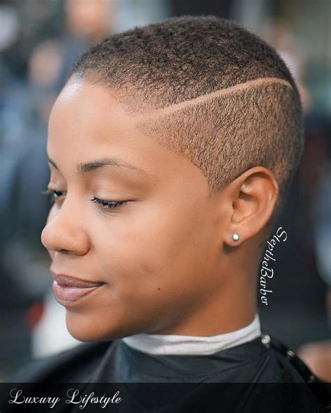 balding black women natural hair syyle 413 best females rocking baldie s and twa haircut images