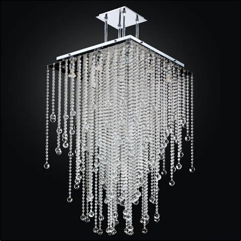 Square Chandelier Lighting Square Chandelier Light With Cityscape 598b Glow