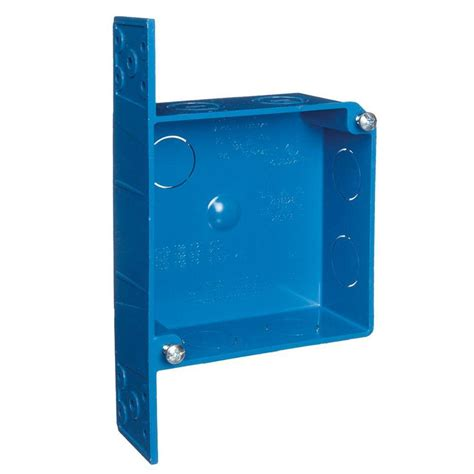 home electric box greenfield 1 weatherproof electrical outlet box with three 1 2 in holes gray b23ps the