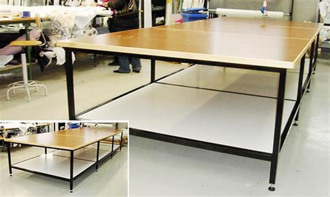 tavoli da lavoro usati produzione e vendita di grandi tavoli da taglio per