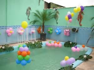 Cheap decoration pool party tips kids party ideas themes