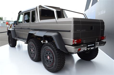 mercedes 6 wheel pickup mercedes benz g class military wiki fandom powered by