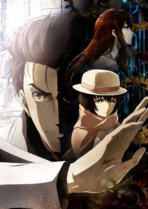 Steins Gate 0 Anime by Steins Gate 0 Anime Announced Gematsu