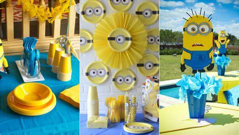 imagenes de minions fiesta fiesta de minions organiza tu fiesta