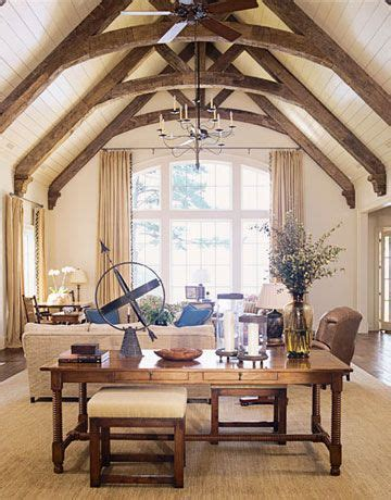 cathedral ceiling beams 241 best images about ceiling trusses and arched beams on