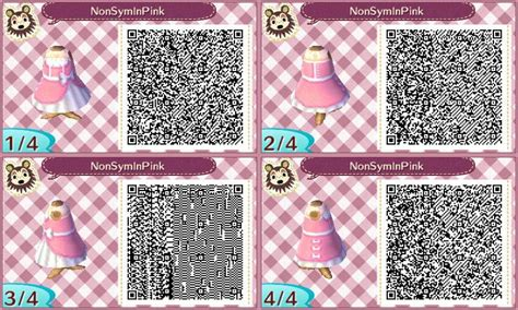 animal crossing new leaf hair in braid acnl qr braid 1000 images about acnl qr codes on