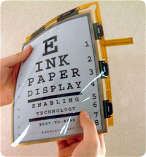 Paper Technology - e paper and the new computer revolution