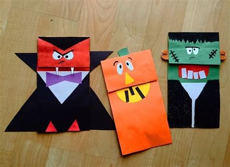 Paper Bag Craft Ideas For - paper bag craft ideas for preschool crafts