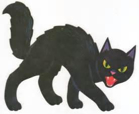 halloween black cats halloween black cat cartoon cliparts co