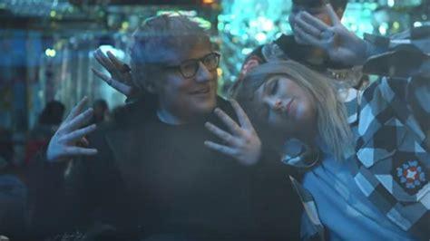 taylor swift end game klip ed sheeran y taylor swift brillan juntos en el videoclip