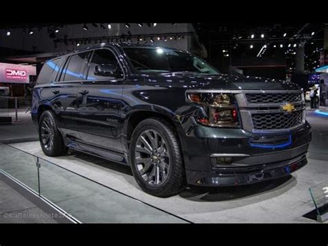 2018 chevy tahoe youtube