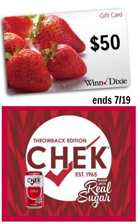 Winn Dixie Gift Card Deals - 50 winn dixie gift card giveaway it s free at last