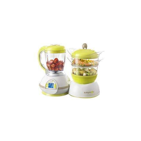 Babymoov Baby Moov Nutribaby Zen Food Processor Sterilizer Blender 1 babymoov nutribaby zen multi function sterilizer warmer