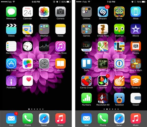 m iphone what s on s iphone 6 plus right now imore