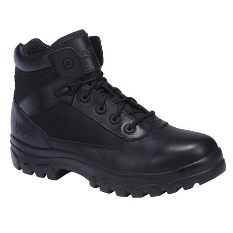 sears mens shoes and boots diehard duty s 6 quot soft toe work boot black