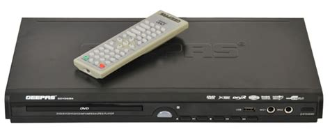 geepas dvd player video format entertainment dvd player gdvd6284 geepas for you