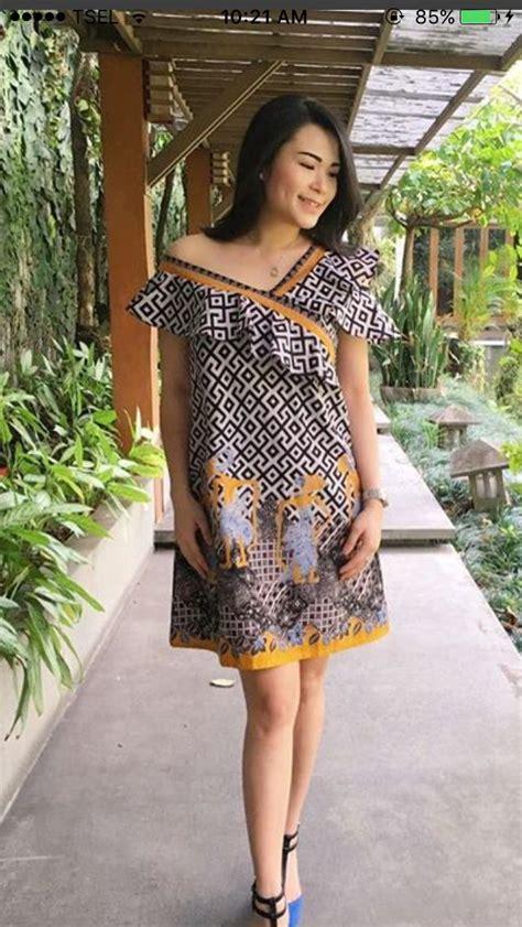 Kebaya X083 By Xaverana Boutique 2316 best batik fashion images on batik dress