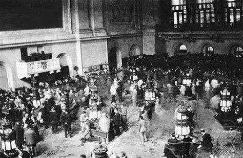 imagenes del jueves negro jueves negro el crack bursatil de 1929