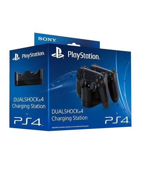 dualshock 4 charger sony playstation dualshock 4 charging station cables