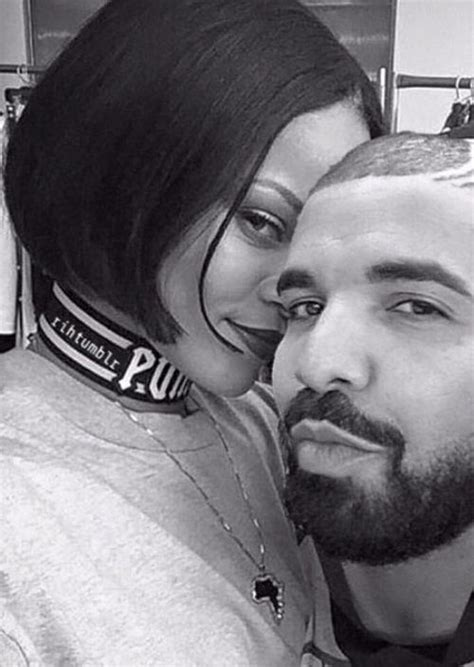 rihanna  drake pictures   images