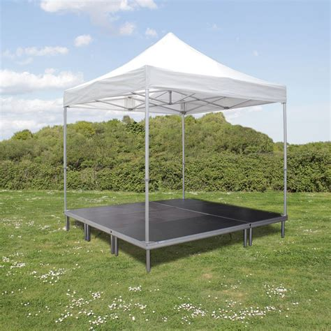 curlew secondhand marquees portable stages complete stage solutions heavy duty stage