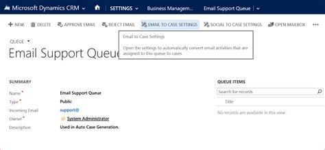 Email Queued Meaning | how to use the case creation rule in crm 2013 neudesic