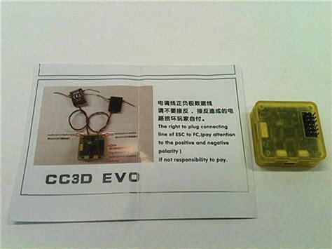 Cc3d Evo 6dof Pin dragonrc fruitee tech cc3d evo with bec and pins