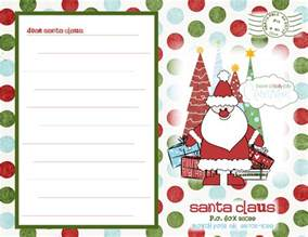 Free Santa Reply Letter Template Fairy V Letter To Santa