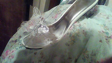 cinderella slippers for adults wearable size cinderella s glass slippers silver