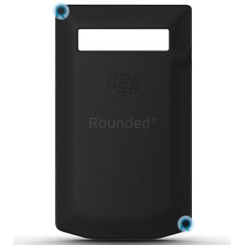 Spare Part Blackberry Harga blackberry p 9981 porsche design battery cover battery lid black spare part battc